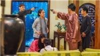 Tiếng sét trong mưa: Cha con Khải Duy chĩa súng vào nhau ngay trước mặt Thị Bình