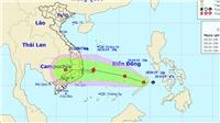 Dự báo thời tiết tin bão mới nhất: Áp thấp nhiệt đới mạnh lên thành bão số 5
