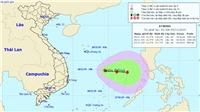 Tin bão mới nhất: Áp thấp nhiệt đới mạnh lên thành bão số 6