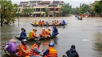 Bão số 6: Bão sẽ đổ bộ đất liền các tỉnh Quảng Ngãi đến Khánh Hòa