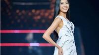Thuý Vân gặp sự cố lộ ngực trong đêm bán kết Hoa hậu Hoàn vũ Việt Nam