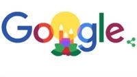 Mừng mùa lễ hội năm 2019!: Google thắp nến chào mừng mùa lễ hội bắt đầu