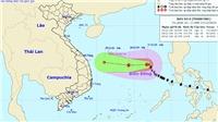 Bão số 8 - Tin bão mới nhất trên Biển Đông