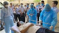 Kết quả xét nghiệm SARS-CoV-2 lần đầu với 172 chuyên gia Hàn Quốc tại Bắc Ninh