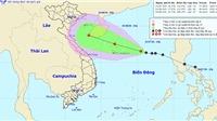 Áp thấp nhiệt đới sẽ mạnh lên thành bão, miền Bắc mưa lớn kéo dài