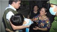 Vây bắt kẻbạo hành con gái ở Bắc Ninhlẩn trốn ở Hà Nội