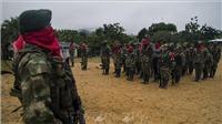 Mỹ treo thưởng 5 triệu USD để bắt giữ thủ lĩnh nhóm ELN ở Colombia