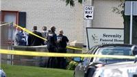 Xả súng trong một lễ tang tại Mỹ, ít nhất 7 người bị bắn