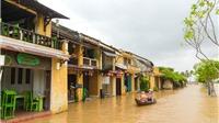 Cảnh báo lốc xoáy trên biển, lũ lụt trên đất liền