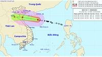 Bão số 7 giật cấp 11 đổ bộ đất liền Bắc Bộ và Bắc Trung Bộ