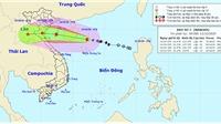 Tin bão khẩn cấp cơn bão số 7 trên Biển Đông