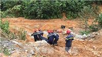 Quyết tâm đưa những công nhân còn mất tích ở Thủy điện Rào Trăng 3 về với gia đình