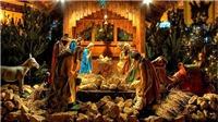 Lễ Giáng sinh được tổ chức từ tối 24/12 vì sao?