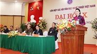 Chủ tịch Quốc hội Nguyễn Thị Kim Ngân dự Đại hội Liên hiệp các Hội Văn học nghệ thuật Việt Nam