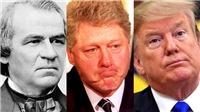 Những tổng thống Mỹ từng bị luận tội trong lịch sử