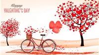 Thay ảnh bìa Facebook cho ngày Lễ Tình nhân Valentine 2021