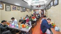 Các nhà hàng ăn uống phục vụ trong nhà ở Hà Nội mở cửa trở lại