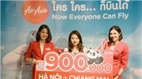 Air Asia mở đường bay Hà Nội – Chiang Mai