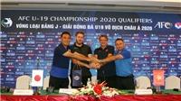 Vòng loại U19 châu Á 2020 bảng J: Next Media phối hợp với HTV phát sóng toàn bộ các trận đấu
