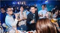 Big Daddy vui ngất ngây trong vai trò đại sứ thương hiệu Bia Saigon Chill