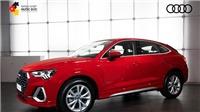 Audi Q3 Sportback vừa ra mắt tại Việt Nam giành 'mưa' giải thưởng