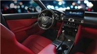 Thị trường sedan hạng sang cỡ nhỏ chuẩn bị đón tân binh Lexus IS