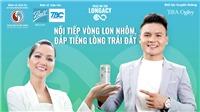 Quang Hải và H'Hen Niê kêu gọi cộng đồng cùng sử dụng và tái chế lon nhôm bảo vệ môi trường