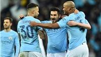 Video clip highlights bàn thắng Arsenal 0-3 Man City