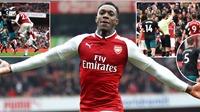ĐIỂM NHẤN Arsenal 3-2 Southampton: Welbeck xuất thần. Hàng thủ như mơ ngủ