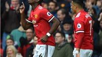 Video clip highlights bàn thắng trận M.U 2-1 Arsenal: Fellaini sắm vai người hùng