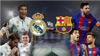 Video bàn thắng trận Barcelona 2-2 Real Madrid