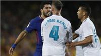 Luis Suarez: 'Tôi ngạc nhiên vì phạm lỗi với Varane mà không bị phạt'