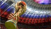 Trực tiếp bóng đá, lịch thi đấu World Cup 2018 trên VTV6, VTV3 và VTV2