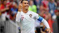 Video clip bàn thắng Bồ Đào Nha 1-0 Morocco: Ronaldo lại sắm vai người hùng