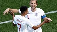 Video clip bàn thắng Anh 6-1 Panama: Hat-trick cho Harry Kane