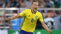 Video clip bàn thắng Thụy Điển 3-0 Mexico: Hai đội dắt nhau đi tiếp