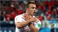 Thụy Sĩ vs Costa Rica: Chiến thắng trong tầm tay Thụy Sĩ. Trực tiếp VTV3 (01h, 28/6)