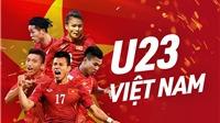 Link xem trực tiếp bóng đá nam ASIAD 2018