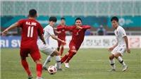 ĐIỂM NHẤN U23 Việt Nam 1-3 U23 Hàn Quốc: Thua vẫn đáng khen. Đối thủ ở đẳng cấp khác hẳn
