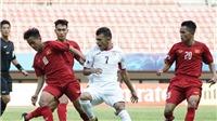Xem TRỰC TIẾP U19 châu Á. VTV6 trực tiếp U19 Việt Nam