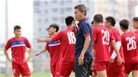 Lịch thi đấu U19 châu Á. Xem trực tiếp U19 Việt Nam. Trực tiếp VTV6