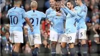 Video clip bàn thắng Man City 6-1 Southampton: Sterling và Aguero tỏa sáng rực rỡ