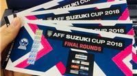 VFF CHÍNH THỨC mở bán vé online chung kết lượt về AFF Cup