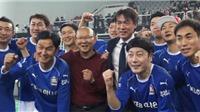 HLV Park Hang Seo về Hàn Quốc giữa lúc bận rộn vì tình bạn 16 năm