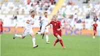 Chấm điểm Việt Nam 0-2 Iran: Ngọc Hải xứng danh đội trưởng, ấn tượng Văn Lâm, Văn Toàn