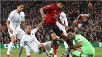 Lịch thi đấu lượt về vòng 1/8 Champions League: PSG vs M.U, Bayern Munich vs Liverpool, Juventus vs Atletico
