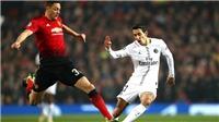 Lịch thi đấu và trực tiếp bóng đá Cúp C1 - lượt về vòng 1/8: PSG vs M.U, Real vs Ajax
