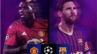Lịch thi đấu C1/Champions League. Trực tiếp bóng đá Cúp C1 2019