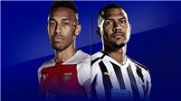 Lịch thi đấu bóng đá Ngoại hạng Anh hôm nay ngày 1/4. Trực tiếp Arsenal vs Newcastle