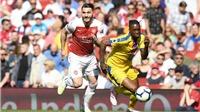 VIDEO bàn thắng Arsenal 2-3 Crystal Palace: Pháo thủ thua sốc trên sân nhà